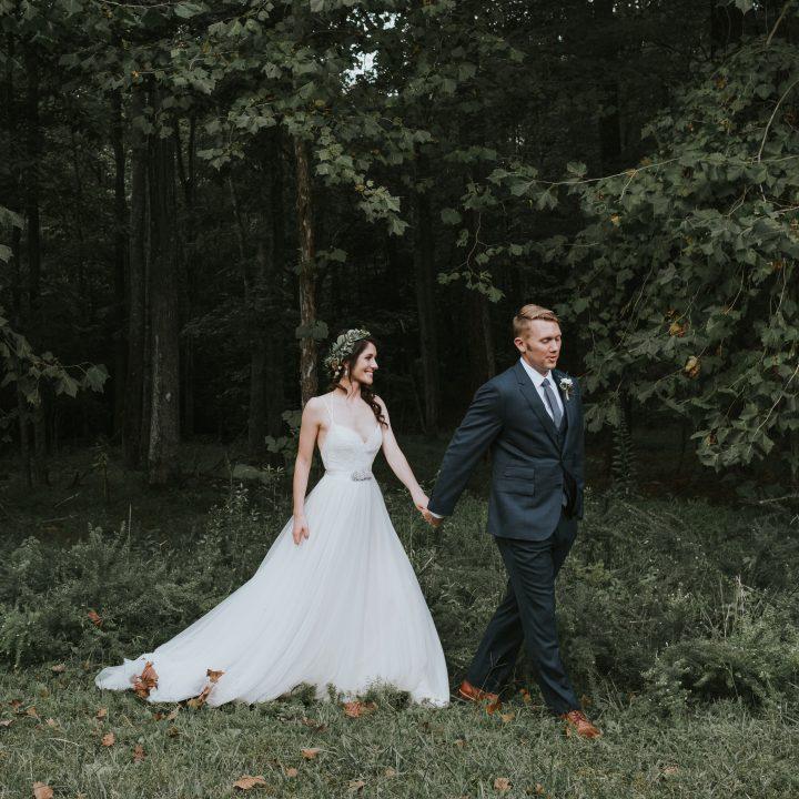 Tiffany + Nate | Highgrove Estate Wedding Raleigh, NC