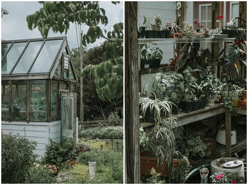 greenhouse wedding venue NC