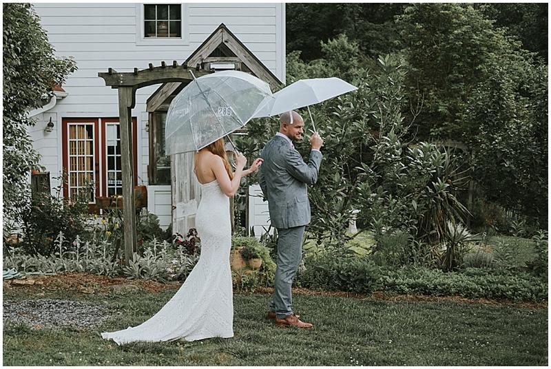Raleigh garden wedding photographer