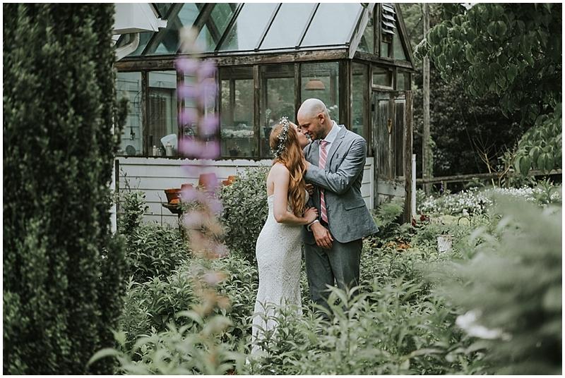 Raleigh, NC garden wedding venue