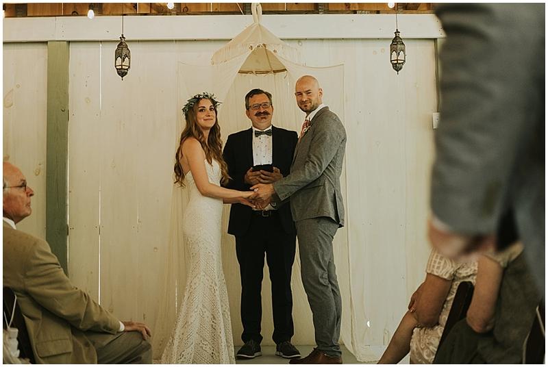 Raleigh bohemian wedding photographer