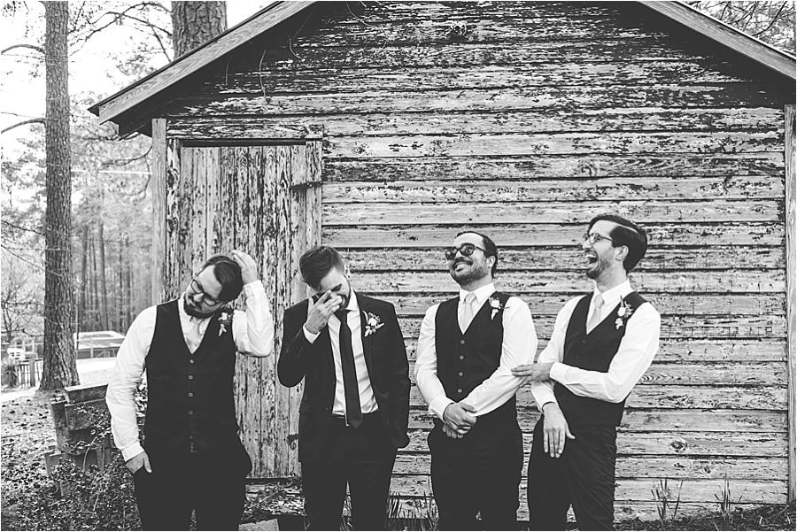 Durham NC documentary wedding photographer
