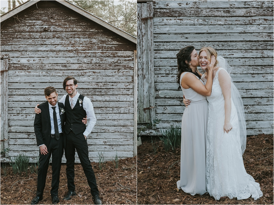 Raleigh nc bohemian wedding photographer