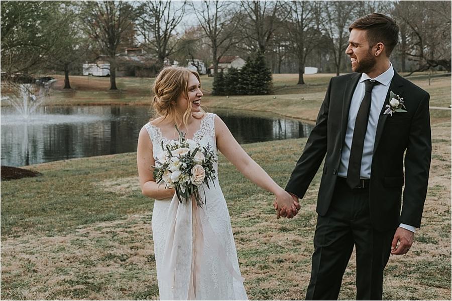 Durham NC outdoor wedding photographer