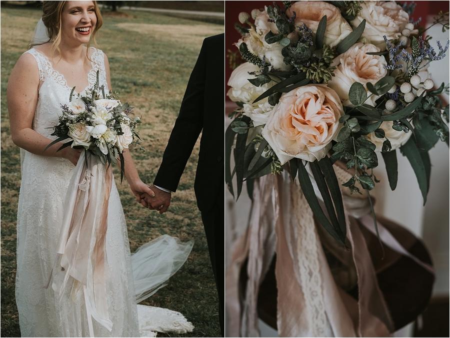 Durham NC wedding florist