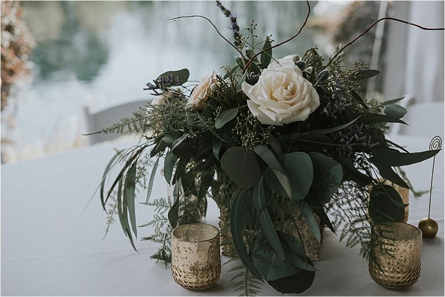 Durham North Carolina wedding florist