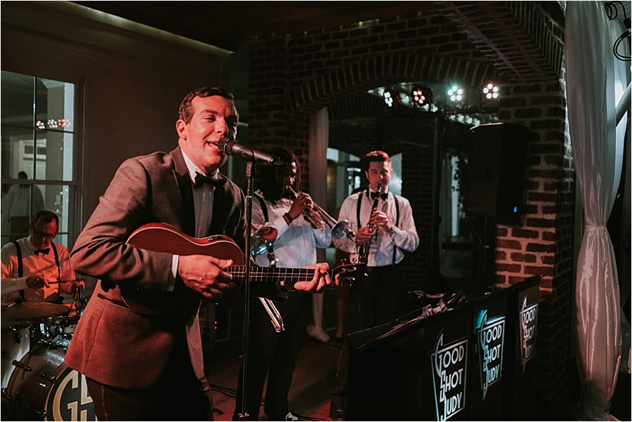 Raleigh, NC wedding band
