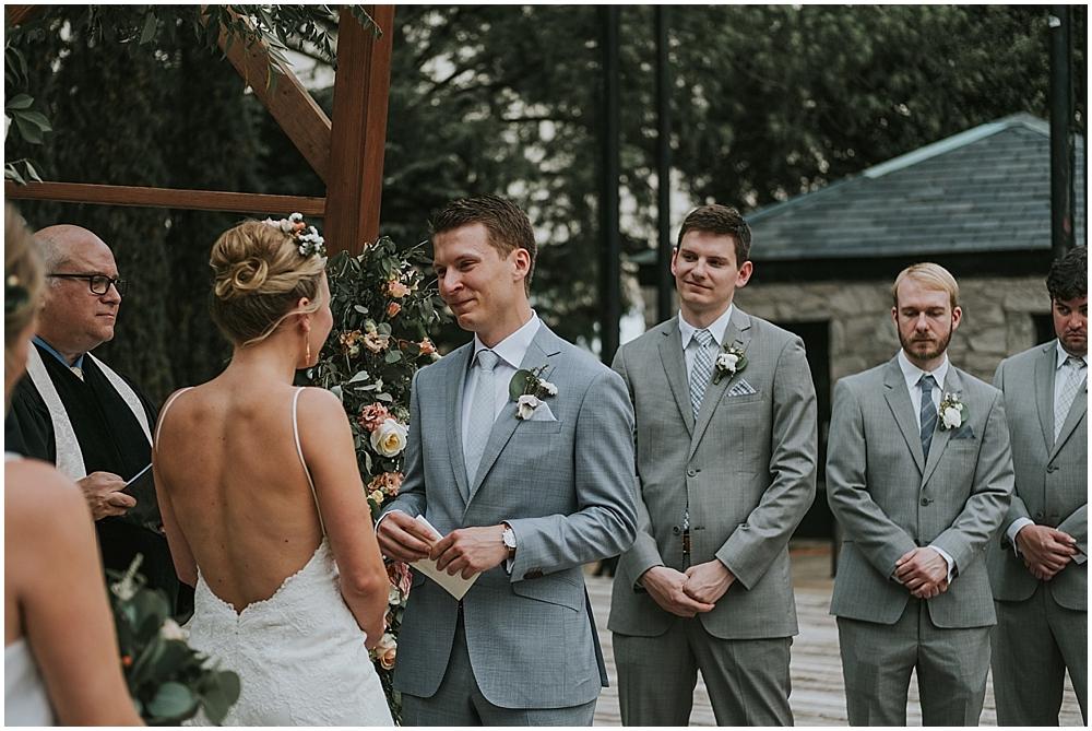 Raleigh NC Garden wedding venue
