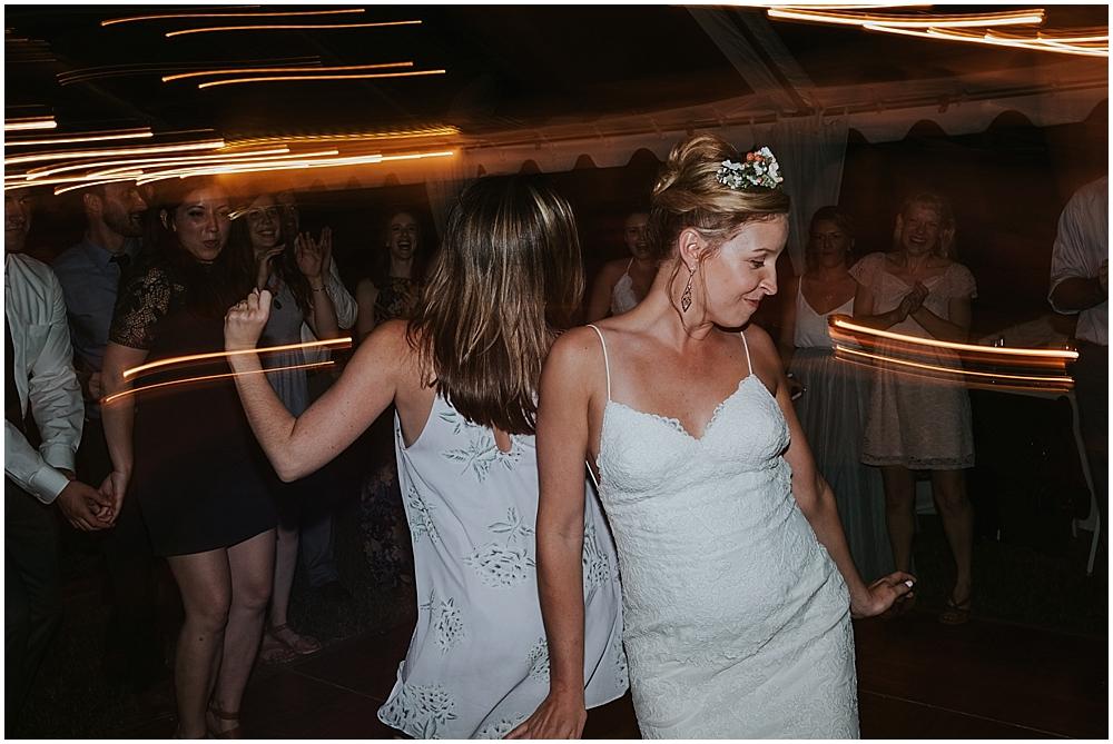 Raleigh boho Wedding