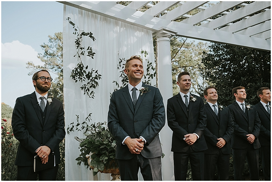 Highgrove estate wedding ceremony