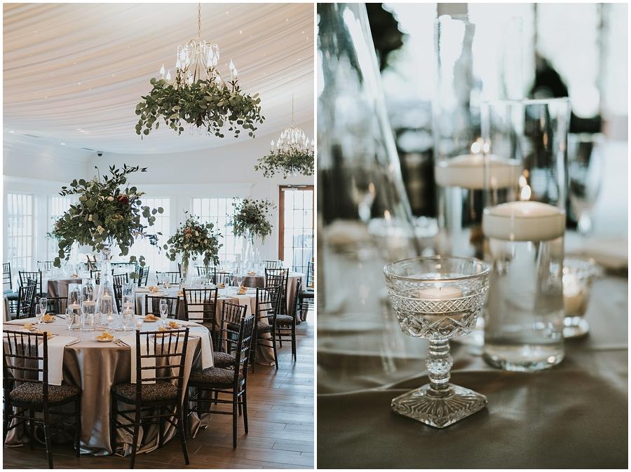 Highgrove Estate Fuquay Varina wedding reception
