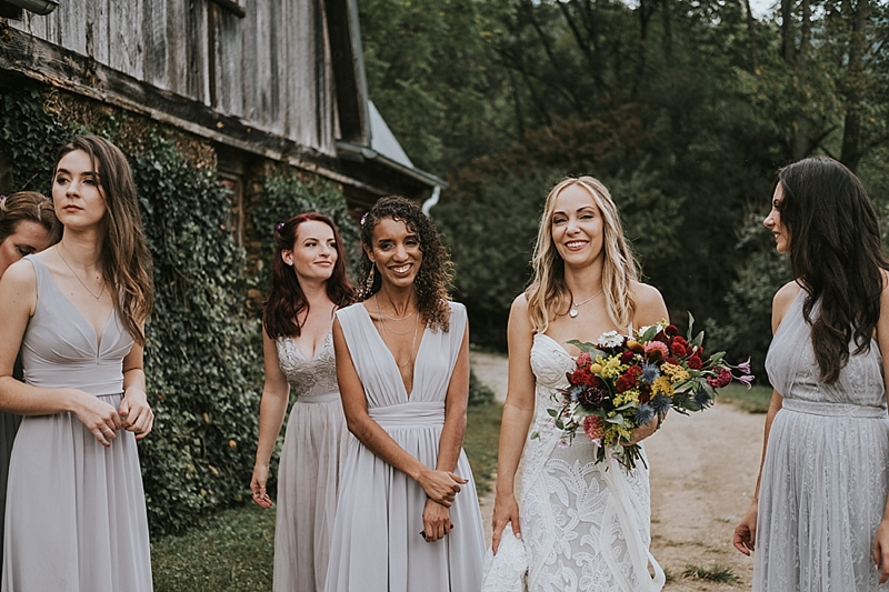 Fearrington barn wedding nc