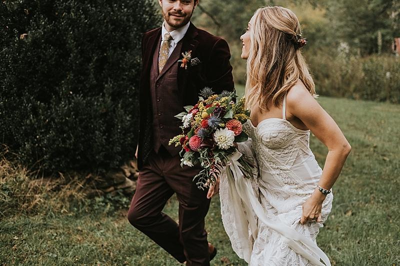 Documentary wedding photographer greensboro nc