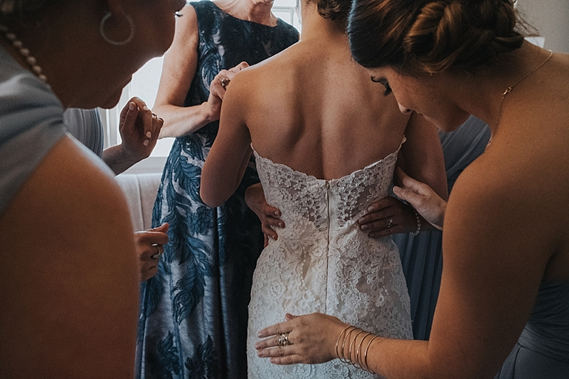 Raleigh elegant wedding