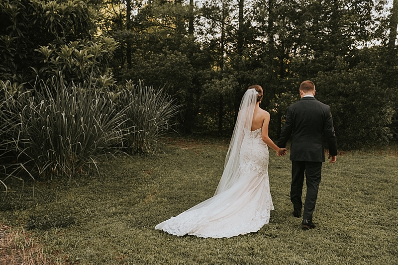 artistic Raleigh NC wedding photographer
