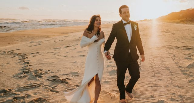 Sam + Kevin | Luxe Beach Wedding on Long Island, New York
