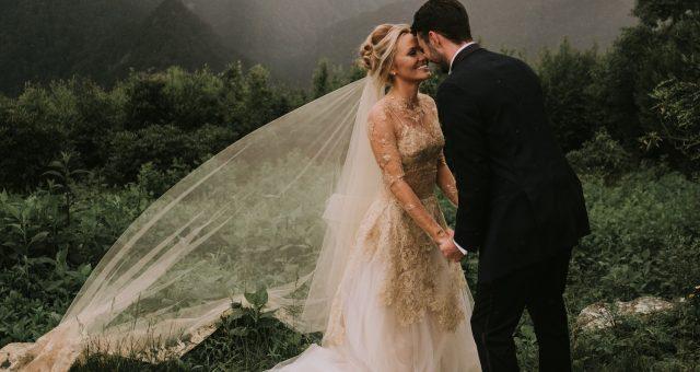 Kathryn + Charles   Primland Wedding in Meadows of Dan, Virginia
