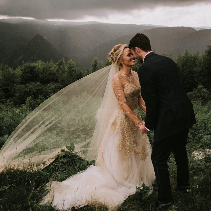 Primland Wedding in Meadows of Dan, Virginia | Kathryn + Charles