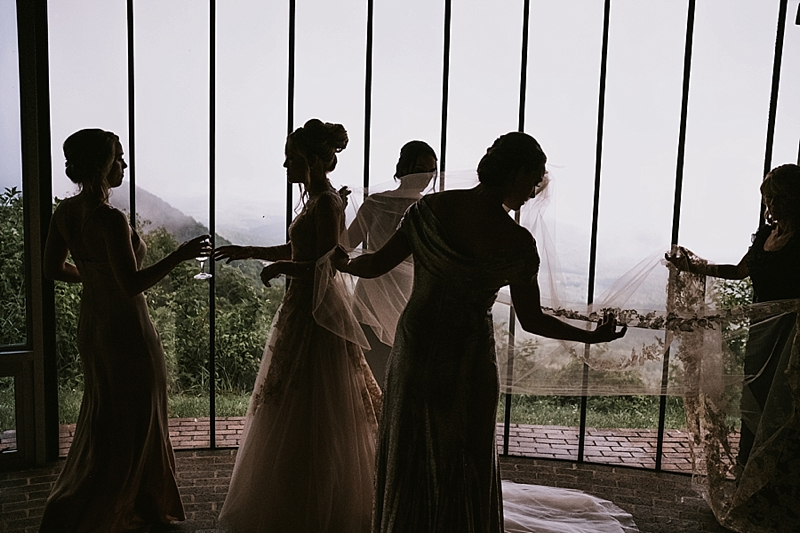 wedding photographer Primland Resort