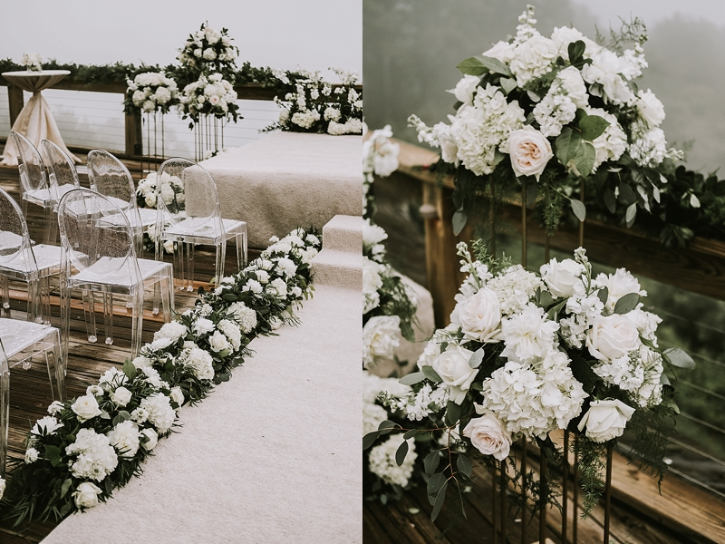 Primland wedding ceremony location