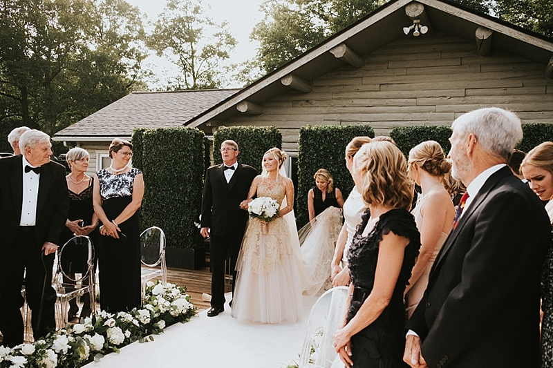Wedding at Primland