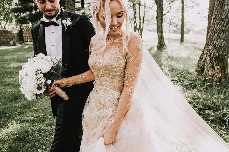 whimsical raleigh nc wedding photographer