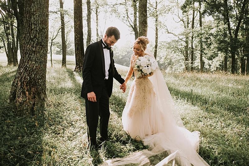 whimsical ethereal wedding photography
