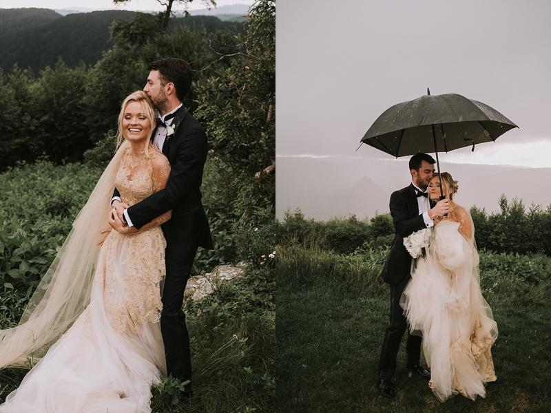 Rimland luxury mountain resort wedding Virginia