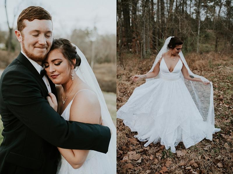 wedding at Highgrove Estate