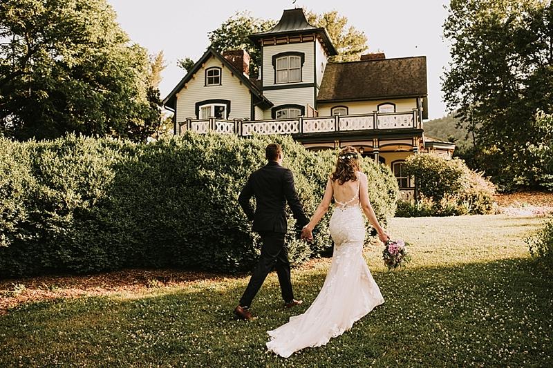 wedding magazine photographer north carolina