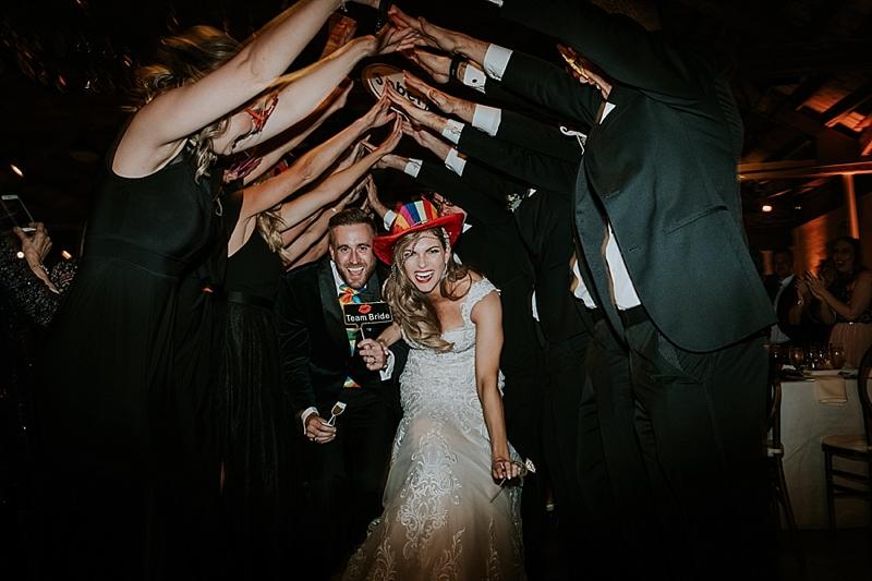 bay seven wedding durham nc