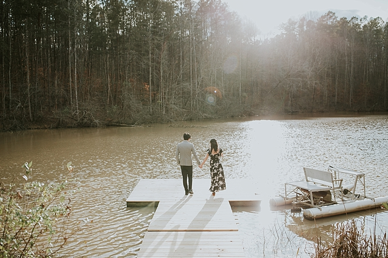 outdoor greensboro wedding venue
