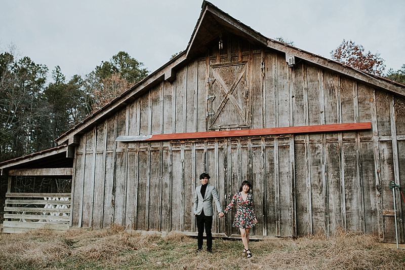 raleigh rustic barn wedding venue