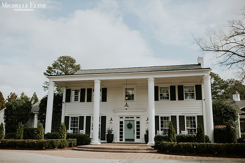 Highgrove Estate Raleigh wedding venue