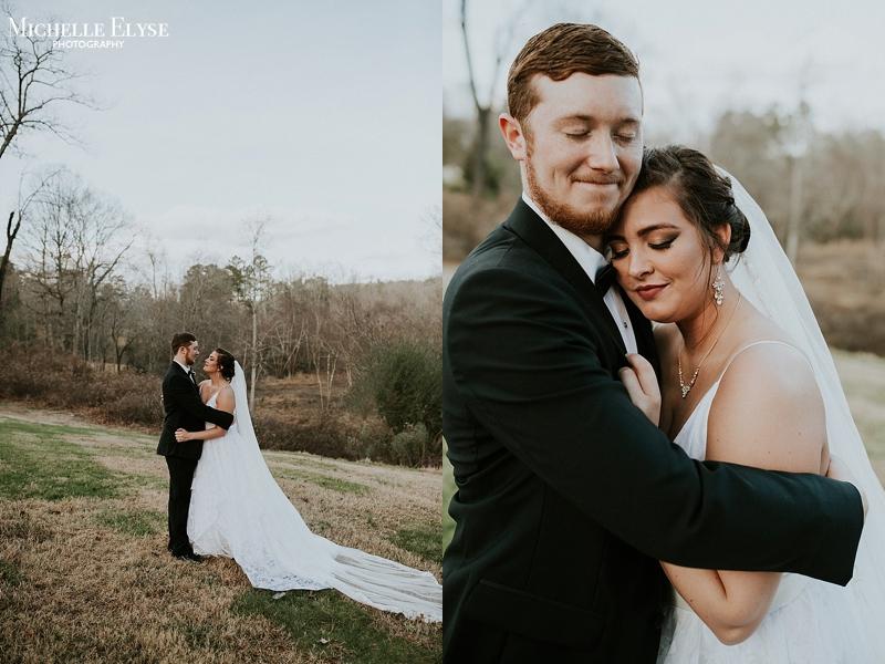 dark and moody wedding photographer