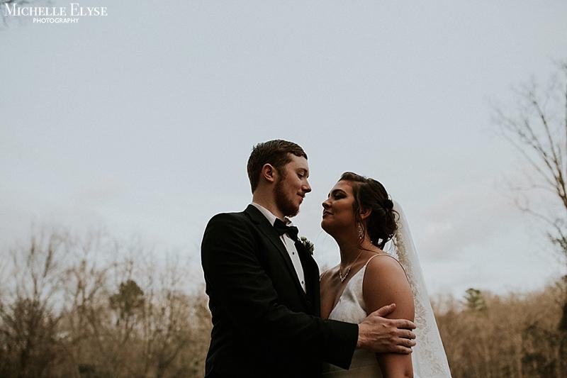 outdoor wedding photographer north carolina