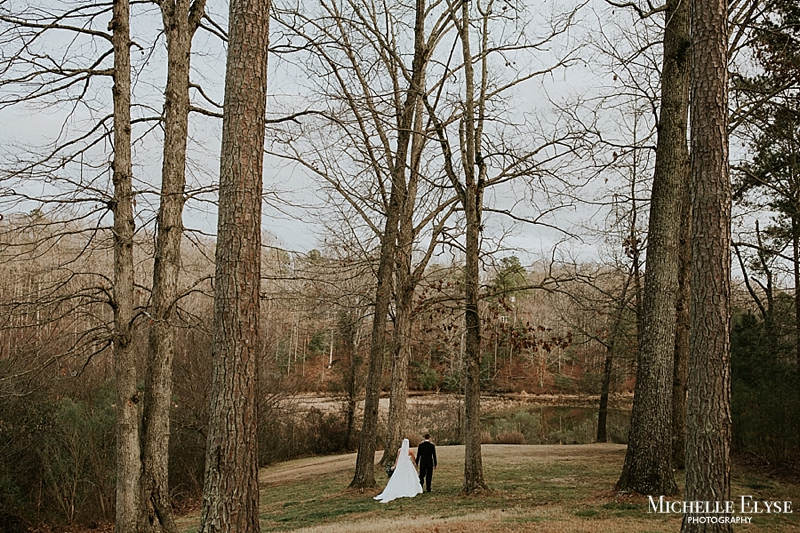 Raleigh outdoor wedding photographer