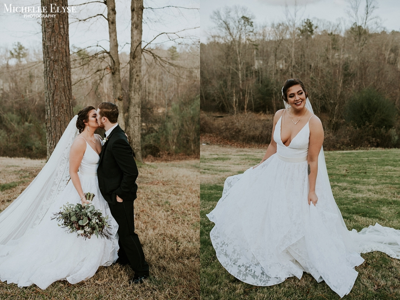 modern north carolina wedding photographer