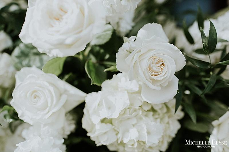 Raleigh wedding florist