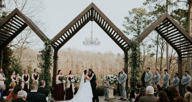 Keagan + Tyler Wedding   Outdoor Wedding at Highgrove Estate
