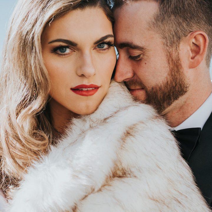 Kari + Ryan | Classic Wedding Photography in Urban Warehouse