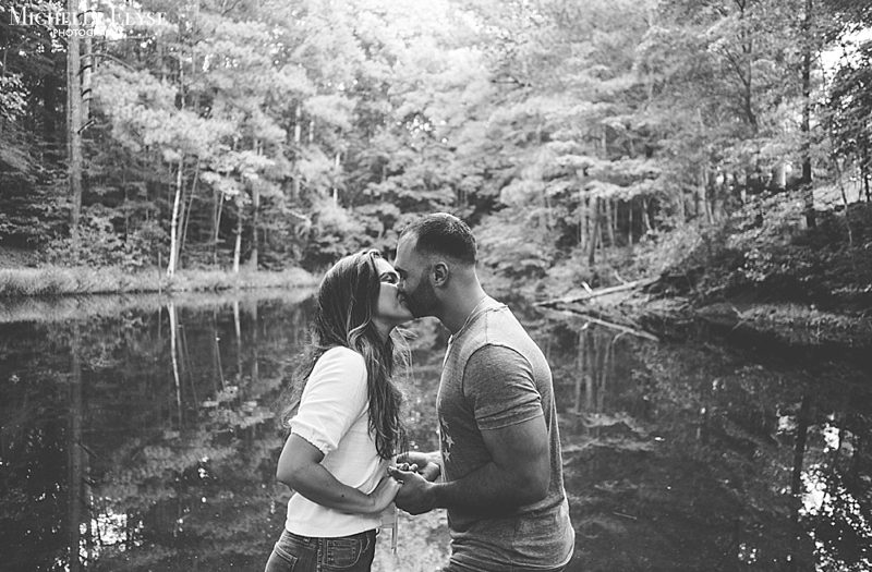 Cary, NC Engagement Session| Annie + Dario
