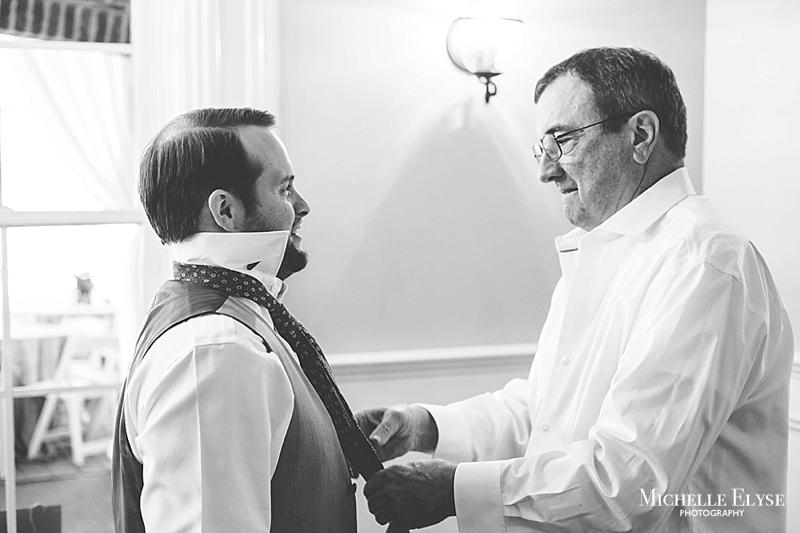 North Carolina wedding photojournalist