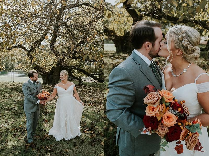 The Oaks at Salem wedding photography