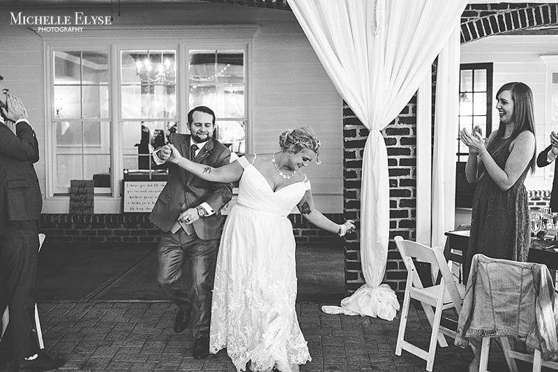 Cary, NC wedding photographer