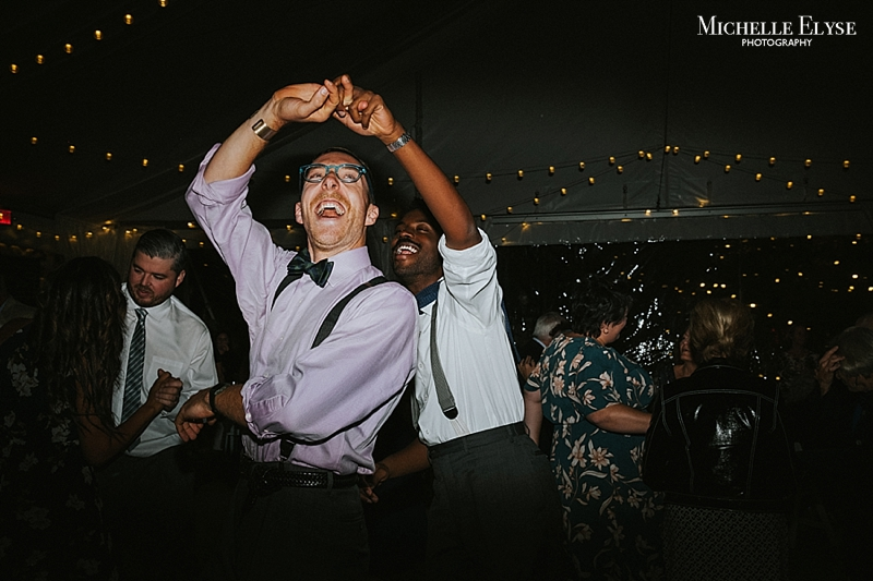 The Oaks at Salem reception