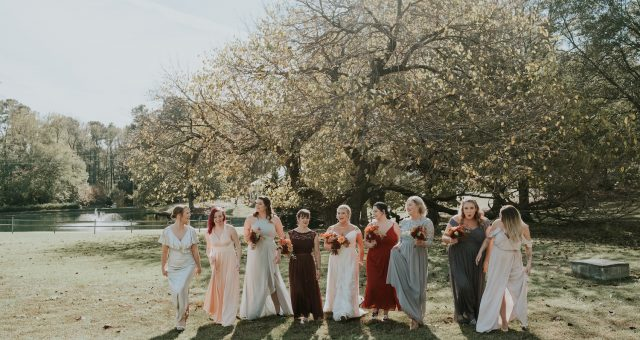 The Oaks at Salem Wedding in Autumn | Alex + Andrew