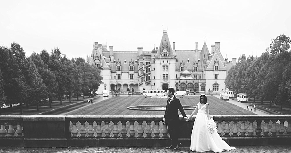 Biltmore Estate Wedding at the Conservatory | Maria + Andrew