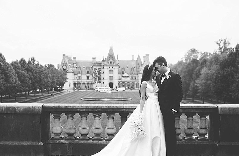Maria + Sam | Biltmore Estate Wedding at the Conservatory