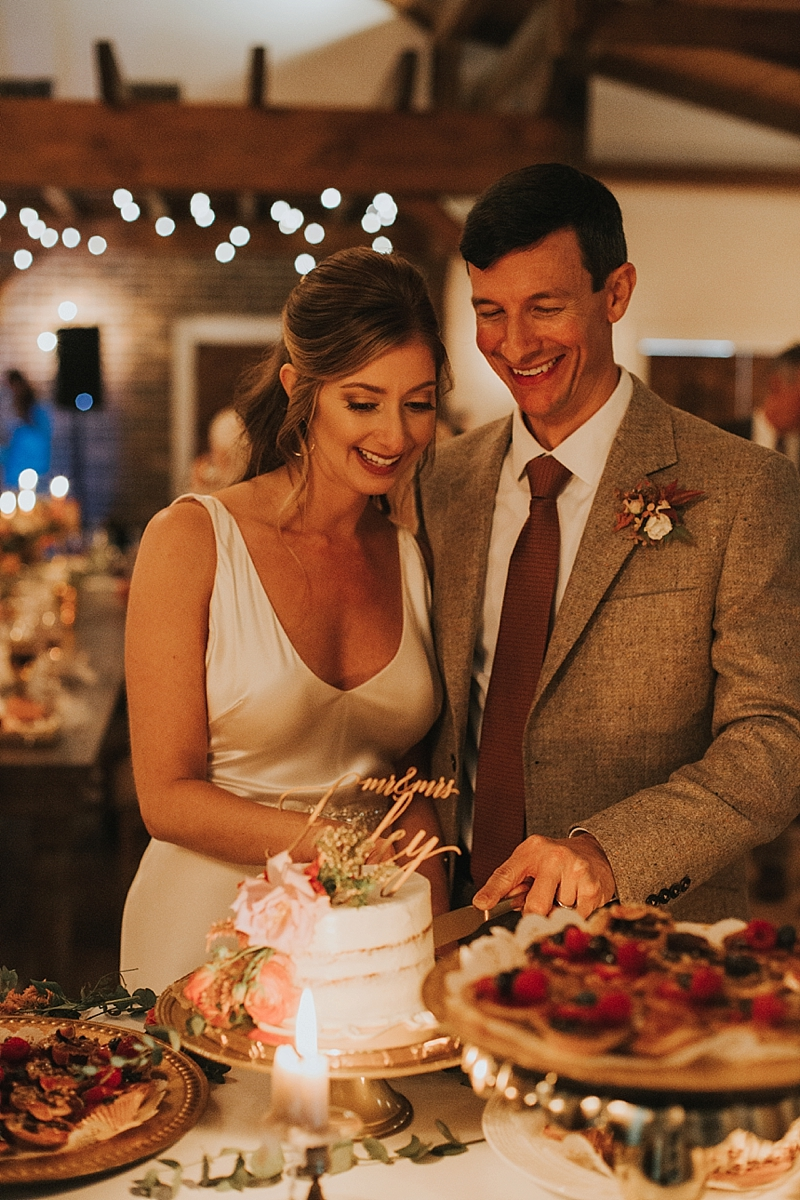 North Carolina natural light wedding photographer